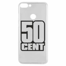Чехол для Huawei P Smart 50 CENT - FatLine