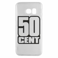 Чехол для Samsung S6 EDGE 50 CENT