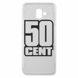 Чехол для Samsung J6 Plus 2018 50 CENT
