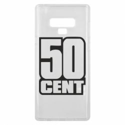Чехол для Samsung Note 9 50 CENT