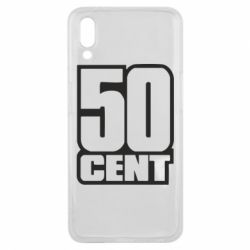 Чехол для Meizu E3 50 CENT - FatLine