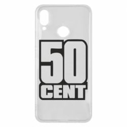 Чехол для Huawei P Smart Plus 50 CENT - FatLine