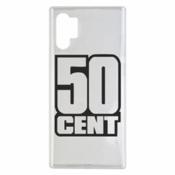 Чехол для Samsung Note 10 Plus 50 CENT