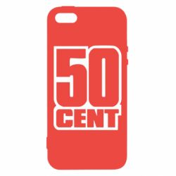 Чехол для iPhone5/5S/SE 50 CENT