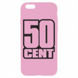 Чехол для iPhone 6/6S 50 CENT