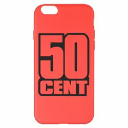 Чехол для iPhone 6 Plus/6S Plus 50 CENT