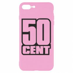 Чехол для iPhone 7 Plus 50 CENT