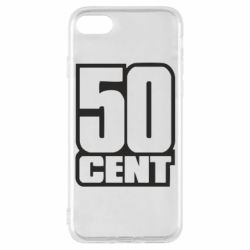 Чехол для iPhone 8 50 CENT