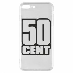Чехол для iPhone 8 Plus 50 CENT