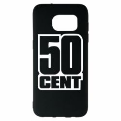 Чехол для Samsung S7 EDGE 50 CENT