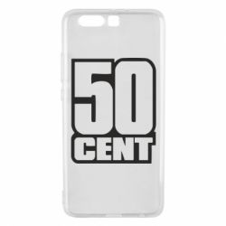 Чехол для Huawei P10 Plus 50 CENT - FatLine
