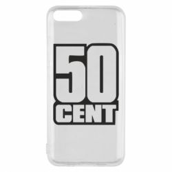 Чехол для Xiaomi Mi6 50 CENT - FatLine