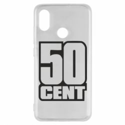 Чехол для Xiaomi Mi8 50 CENT - FatLine