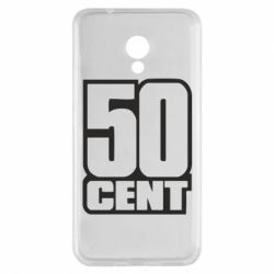 Чехол для Meizu M5s 50 CENT - FatLine