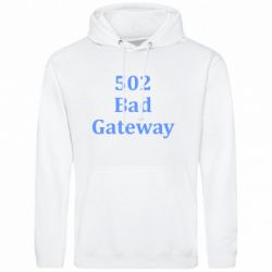 Толстовка 502 Bad Gateway - FatLine