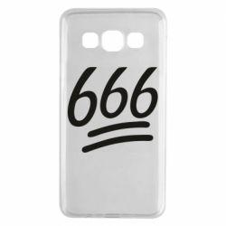 Чехол для Samsung A3 2015 666