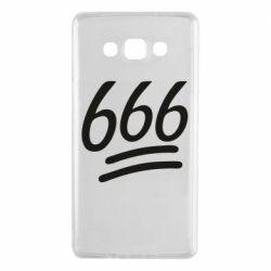 Чехол для Samsung A7 2015 666