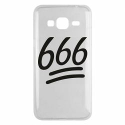 Чехол для Samsung J3 2016 666