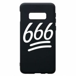 Чехол для Samsung S10e 666