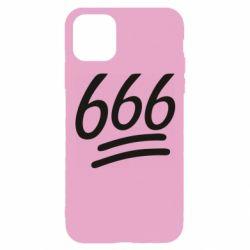 Чехол для iPhone 11 Pro 666