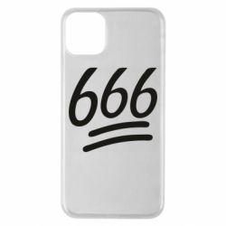 Чехол для iPhone 11 Pro Max 666