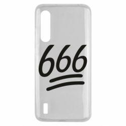 Чехол для Xiaomi Mi9 Lite 666