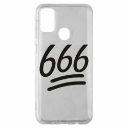 Чехол для Samsung M30s 666