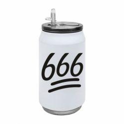 Термобанка 350ml 666