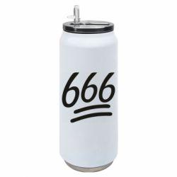 Термобанка 500ml 666