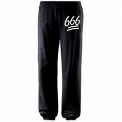 Штаны 666
