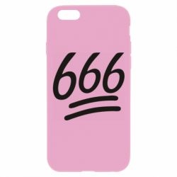 Чехол для iPhone 6 Plus/6S Plus 666