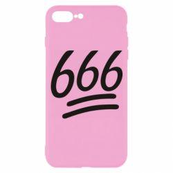 Чехол для iPhone 7 Plus 666