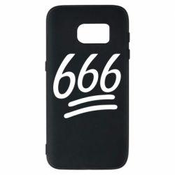 Чехол для Samsung S7 666