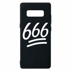 Чехол для Samsung Note 8 666