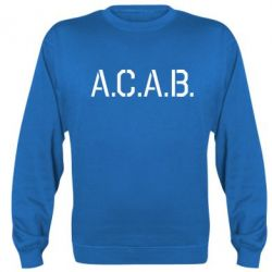 Реглан A.C.A.B. - FatLine