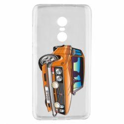 Чехол для Xiaomi Redmi Note 4 A car