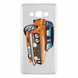 Чехол для Samsung A7 2015 A car