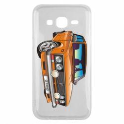 Чехол для Samsung J5 2015 A car
