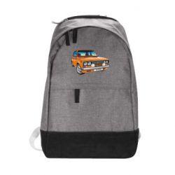 Городской рюкзак A car