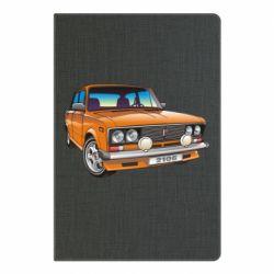 Блокнот А5 A car