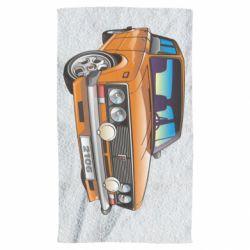 Полотенце A car