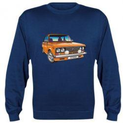 Реглан (свитшот) A car