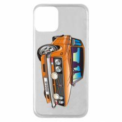 Чехол для iPhone 11 A car