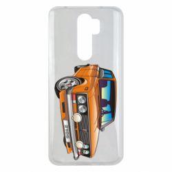 Чехол для Xiaomi Redmi Note 8 Pro A car