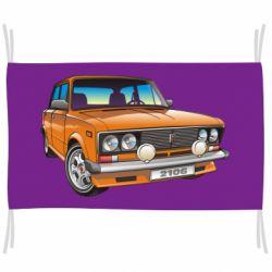 Флаг A car
