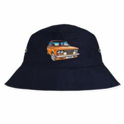 Панама A car