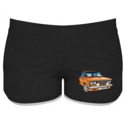 Женские шорты A car