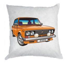 Подушка A car