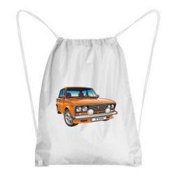 Рюкзак-мешок A car
