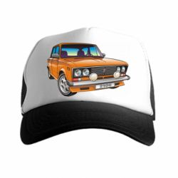 Кепка-тракер A car